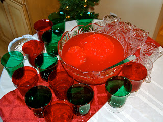 The Best Christmas Party Punch Recipe