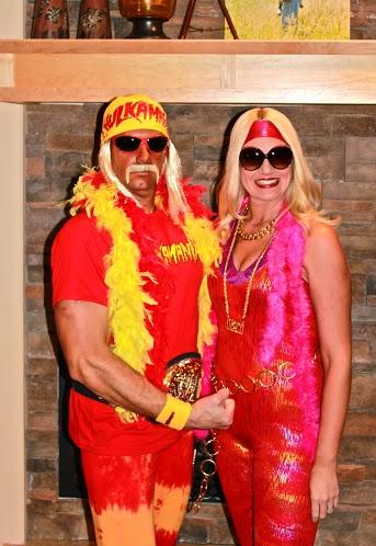 Hulkamania Hulk Hogan Costume