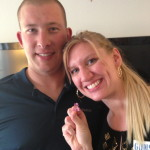 It's a girl! Kirsti and Mike are growing their family in western North Dakota.