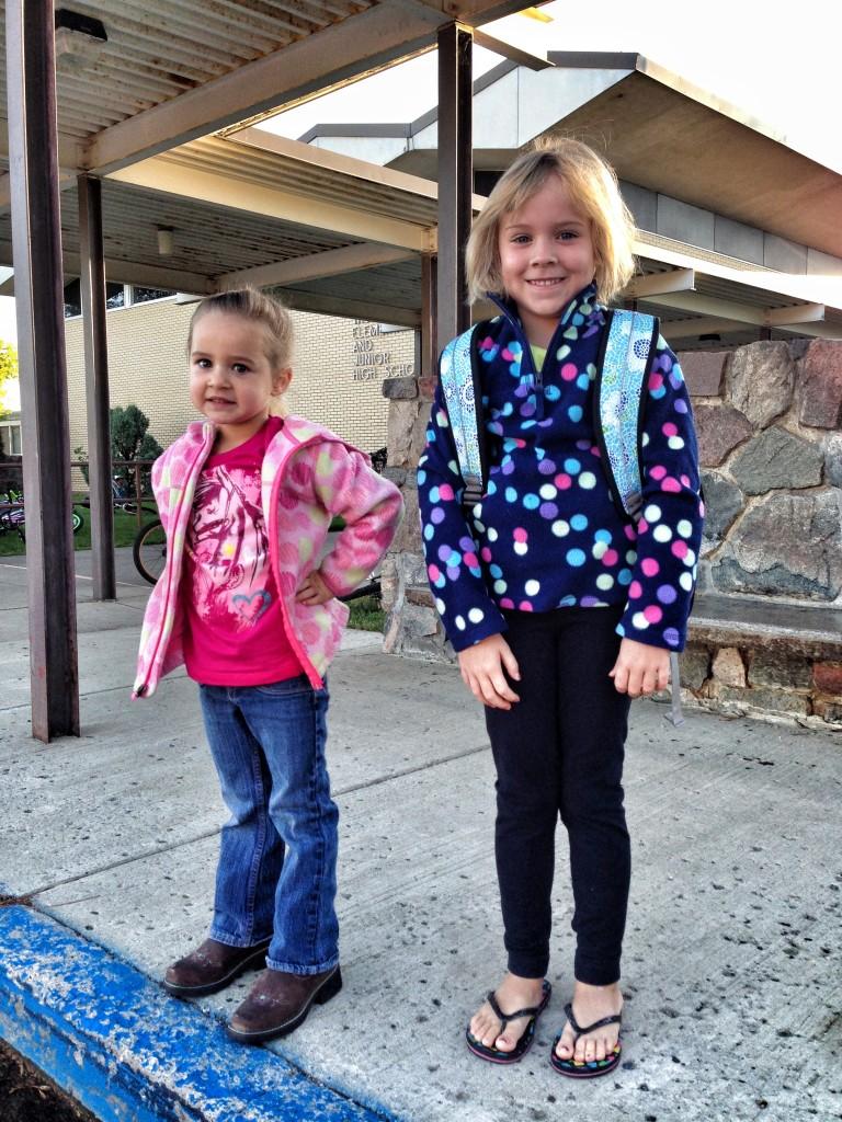 Cowgirl & Schoolgirl