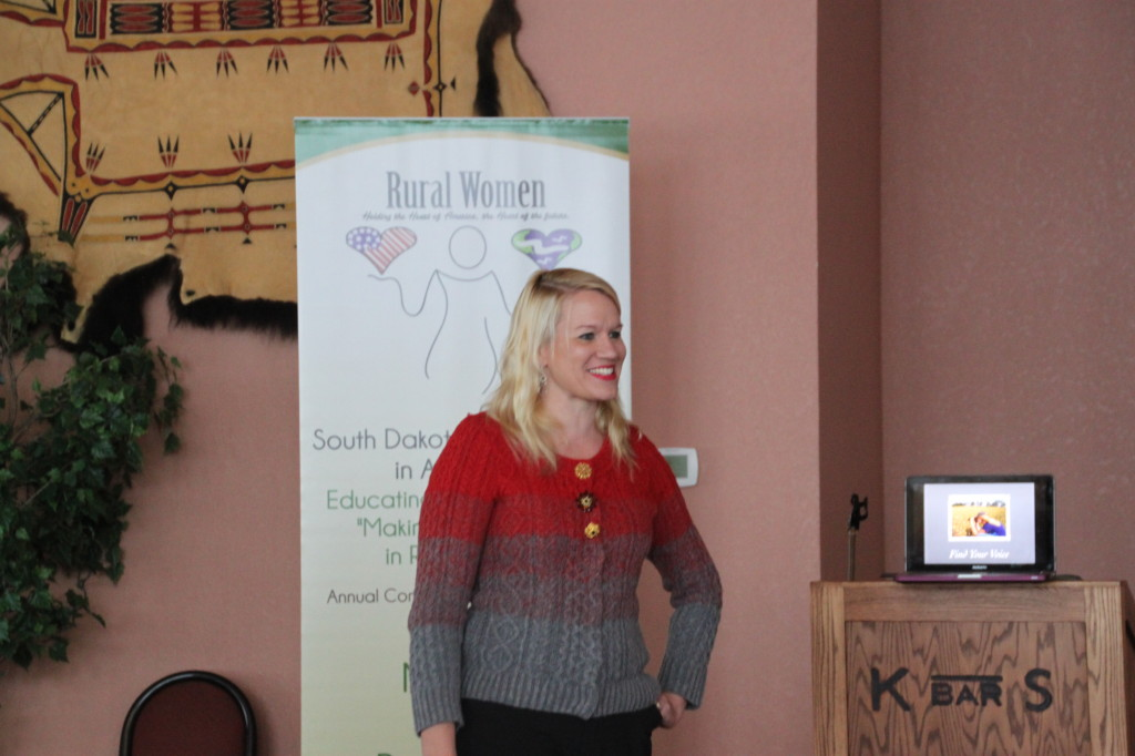 Katie Pinke, SD Rural Women of Ag
