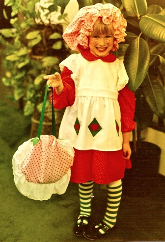 strawberry shortcake 1983