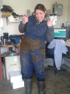 Alicia Pedemonti, New Hampshire Hog Farmer