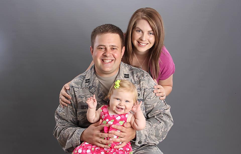 Julia Debes Family