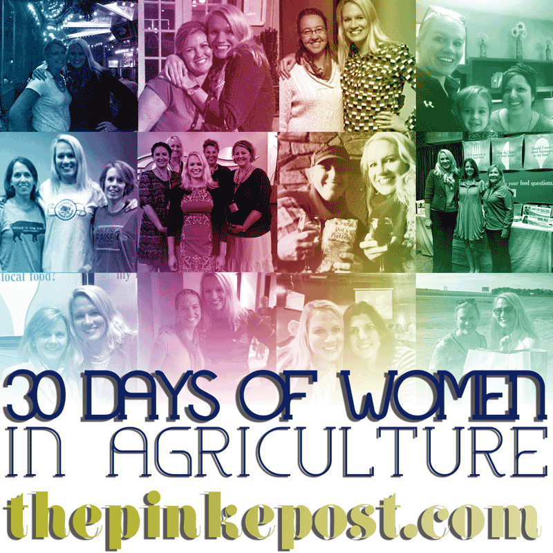 30 Days of Women in Agriculture, The Pinke Post