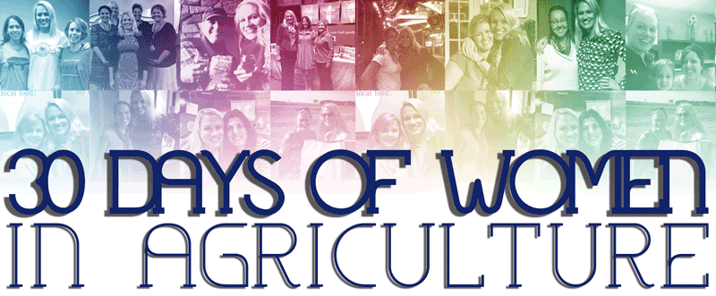 30 Days of Women In Ag