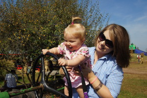 Julia Debes, Washington D.C Woman and Mom  in Agriculture