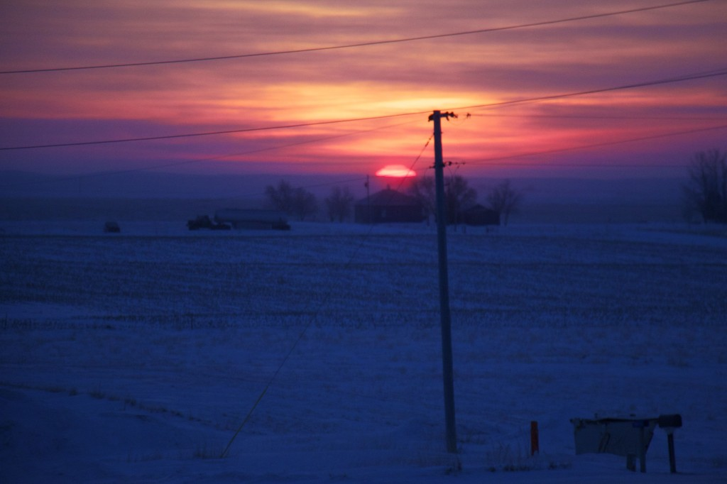 February_NorthDakota_sunrise