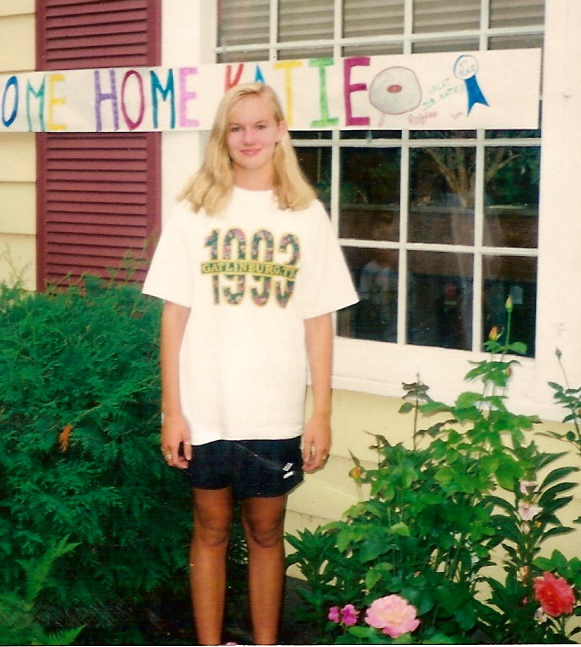 welcome home katie 1993