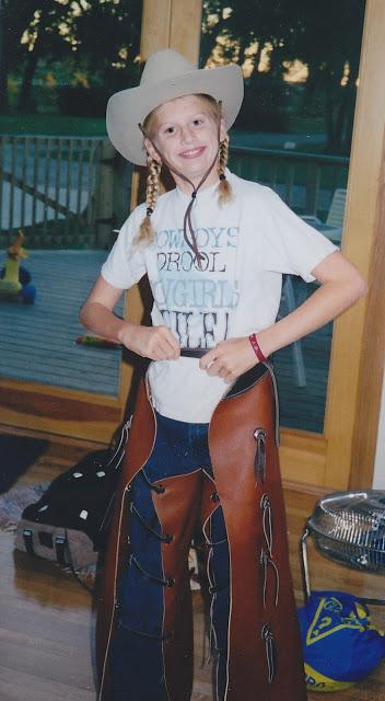Cowgirl Kirsti