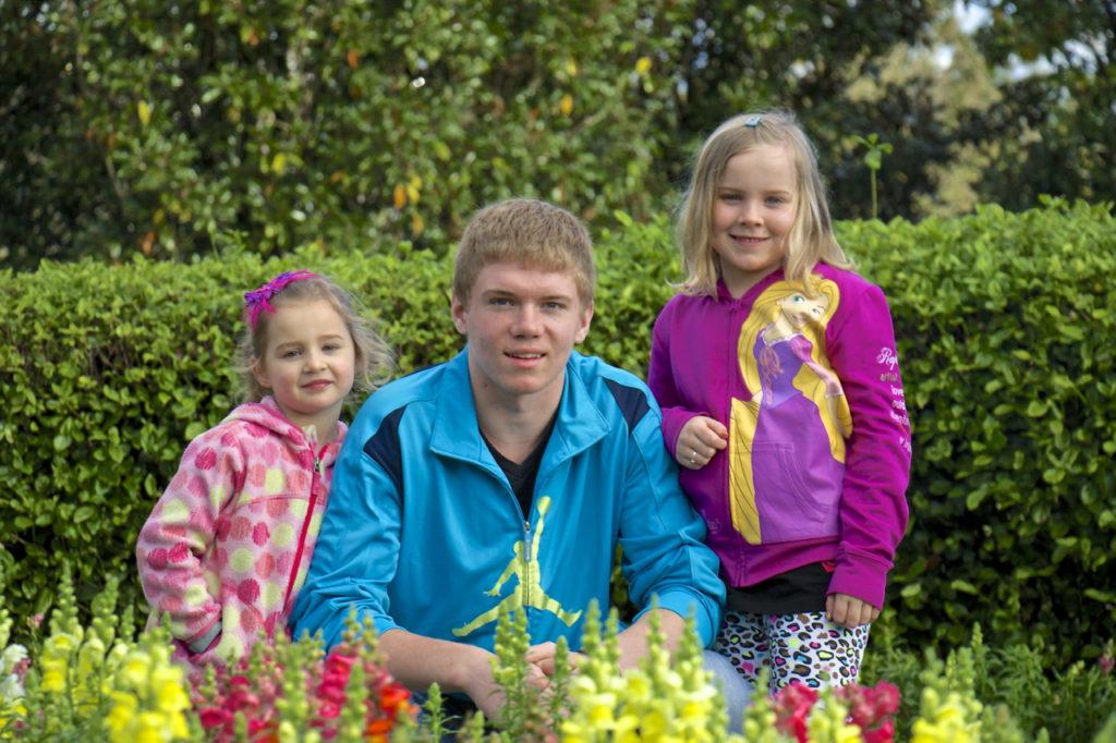The Pinke Post Spring Kids