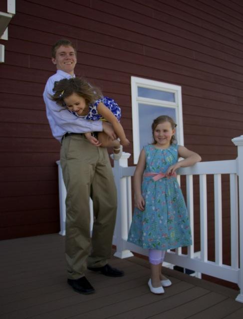 The Pinke Post Easter