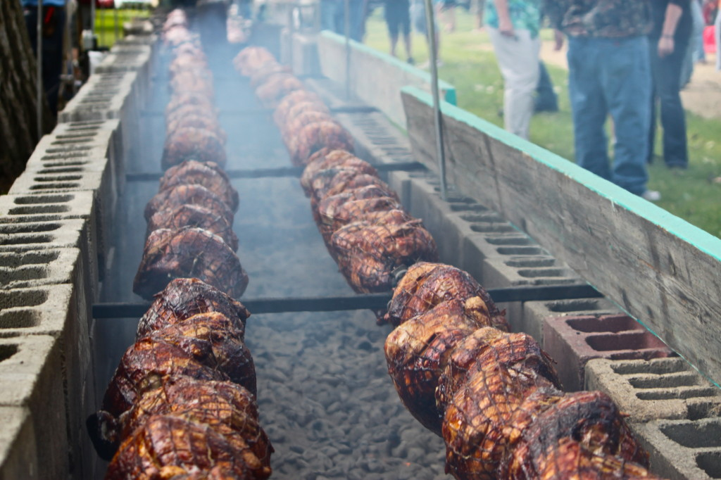 World's Largest Turkey BBQ in Aneta, North Dakota - The Pinke Post