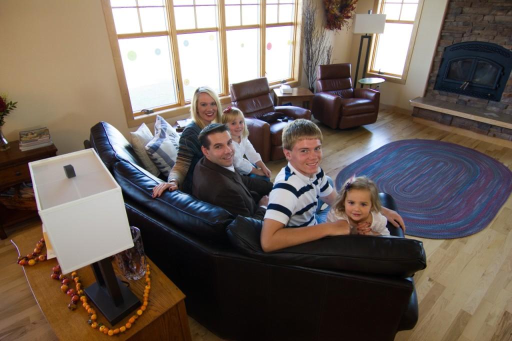 The Pinke Post_family