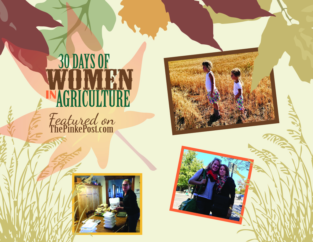 Women in Ag 2014 Featured on The Pinke Post