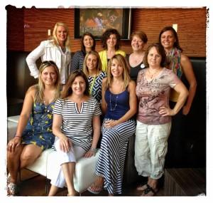 Ag Girls at Blogher