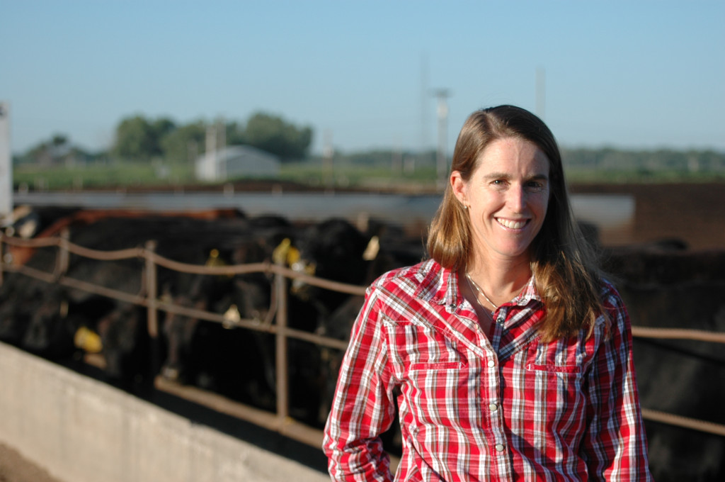 Anne Burkholder Women In Ag