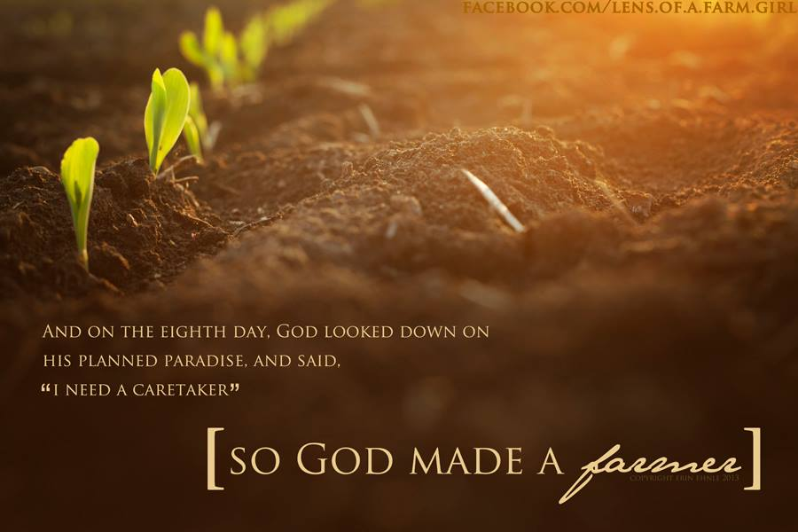 God Made a Farmer (1)
