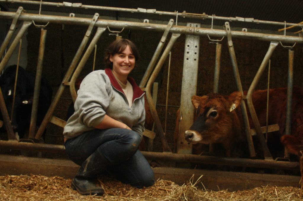 Patricia Grotenhuis Featured in Women in Ag