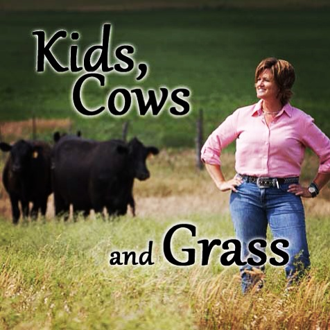 Debbie Lyons-Blythe of Kids, Cows and Grass & The Need For Organ Donors