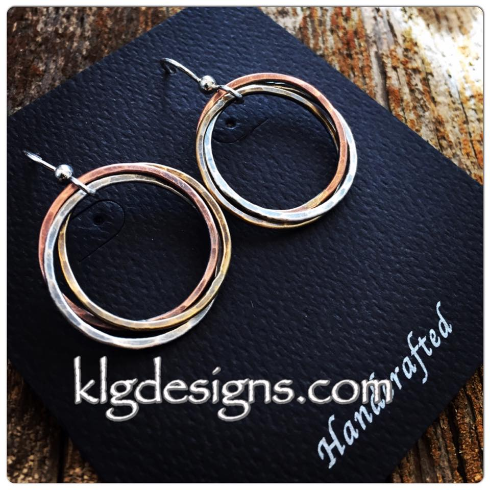 KLG Designs Handcrafted Earrings