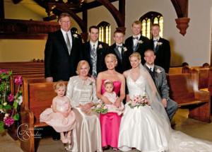 Kirsti wedding