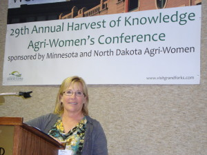 Karolyn Zurn Women in Ag