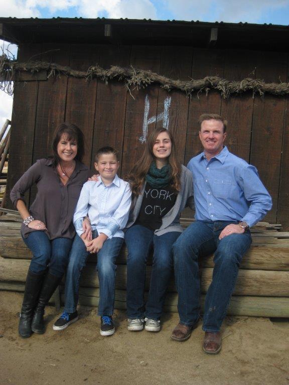 Hammerstrom Family 2014