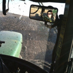 Val Wagner Tractor Driving