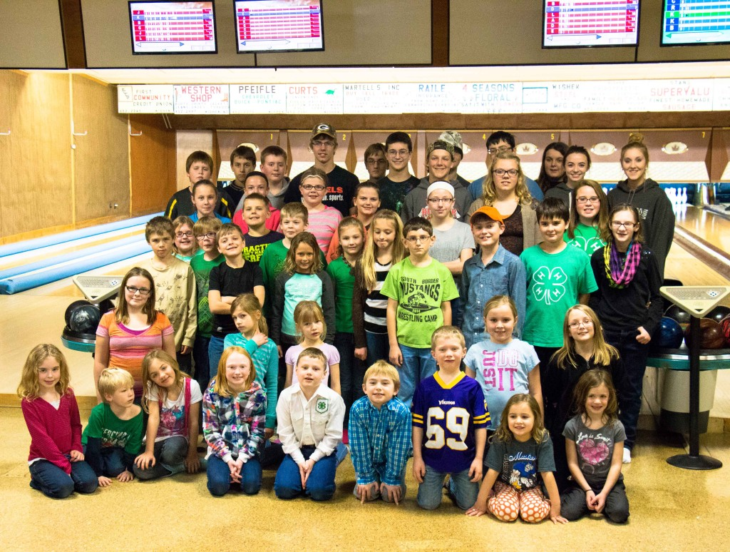 4-H Christmas Party