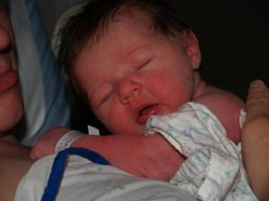 The Pinke Post Newborn