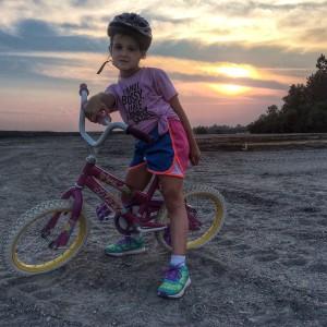 Anika age six