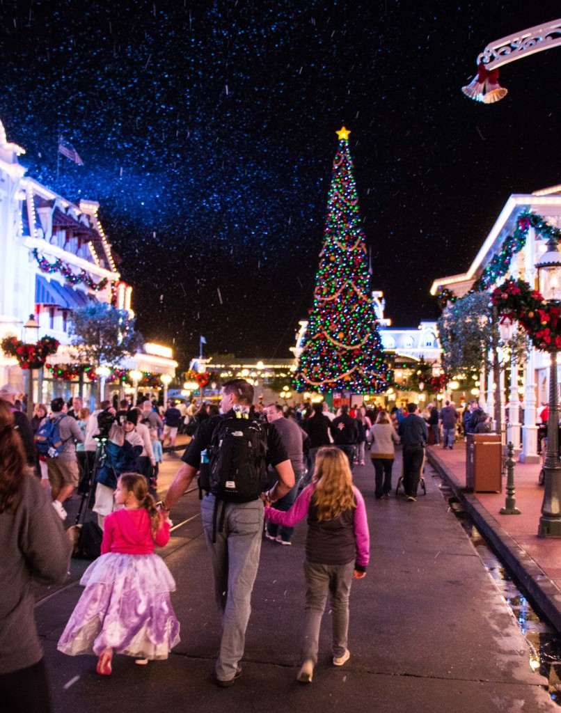 Christmas Magic Kingdom