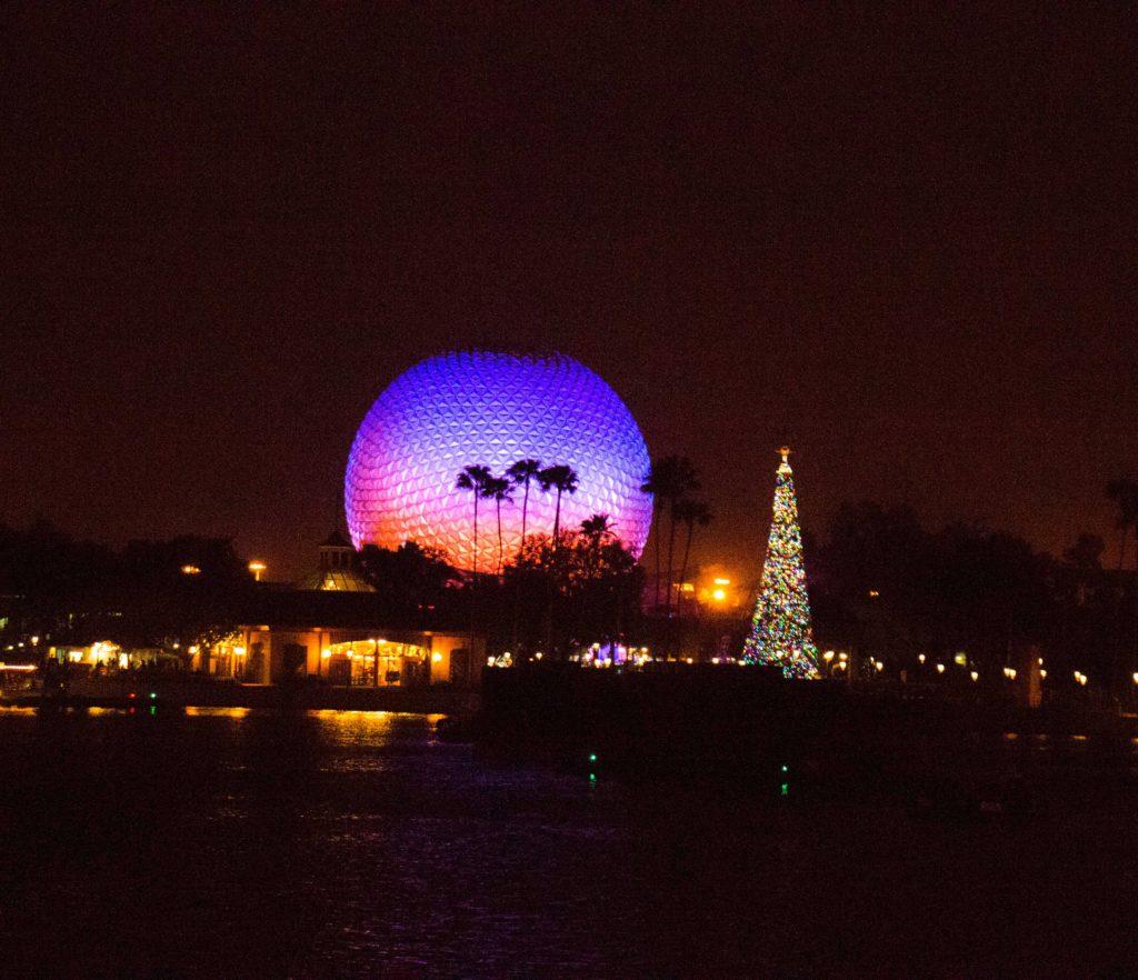 Disney in December
