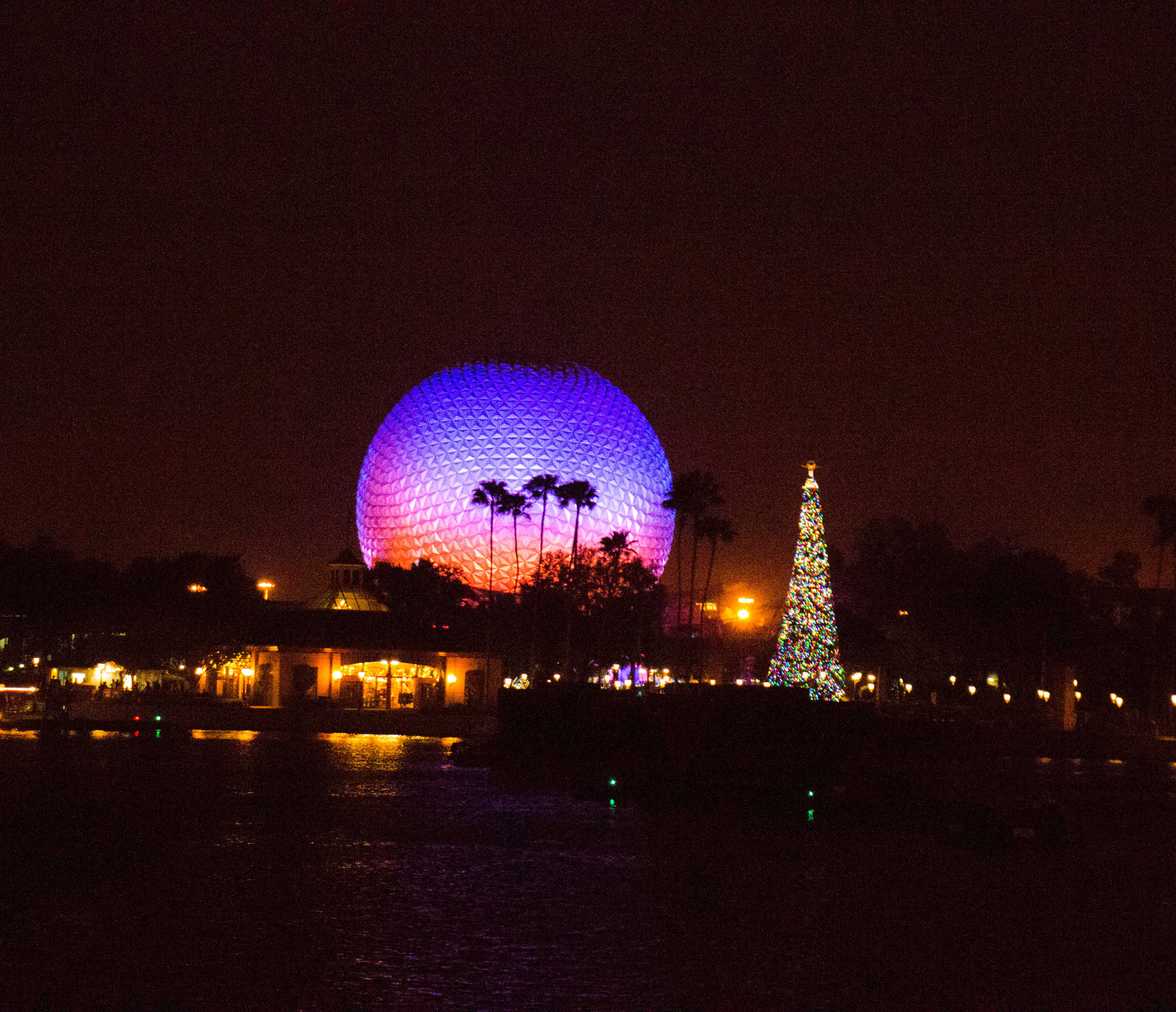 Places To Travel In December 2015: Disney In December