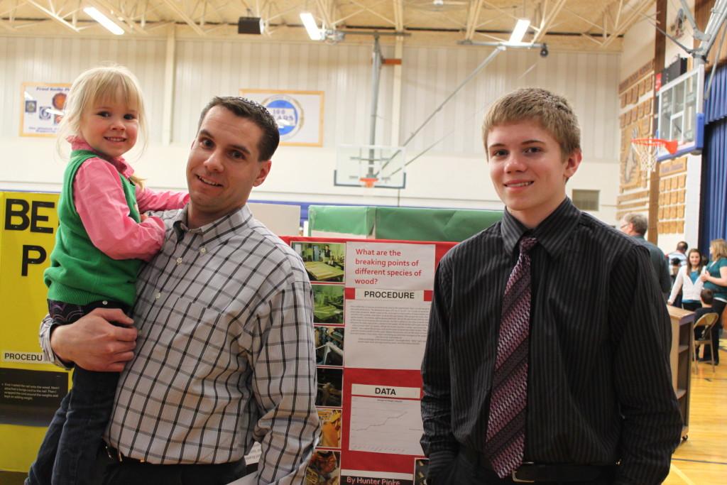 Science Fair Family