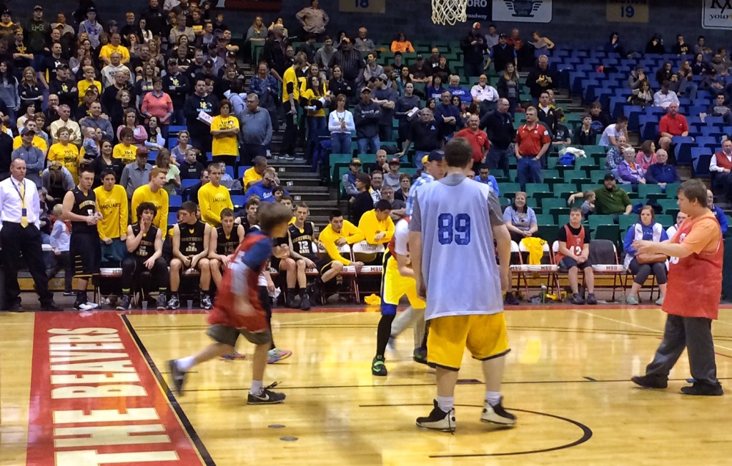 Special Olympics State B