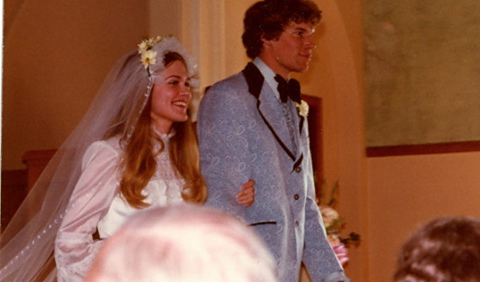 On this day in 1975…a marriage began